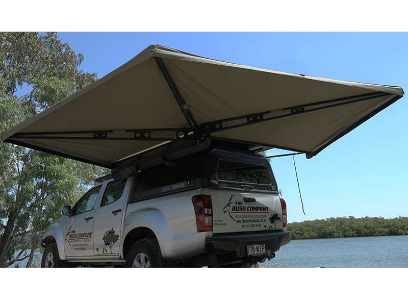 XT 270 Degree Awning - Ultimate Offroad Centre