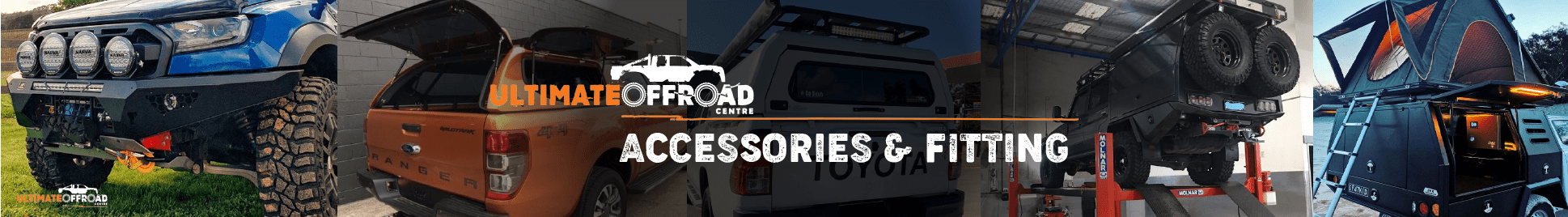 Offroad accessories fitting services victoria australia