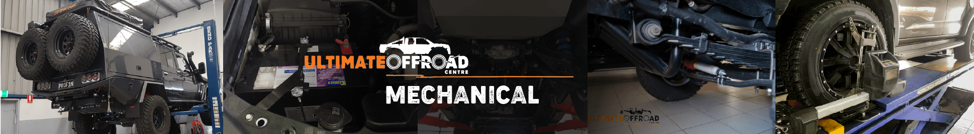 Offroad mechanical services australia