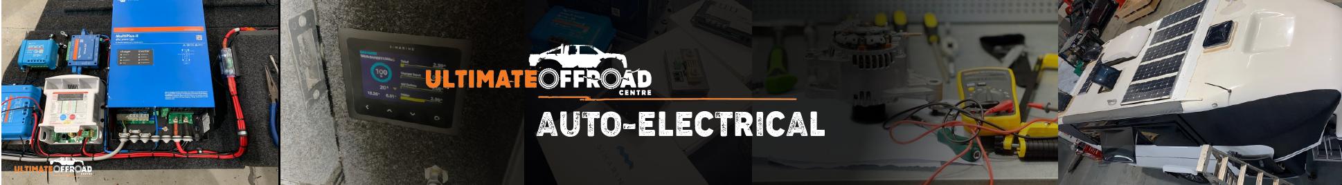 Auto electrical offroad service australia victoria