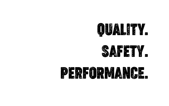 Quality, Safety, Performance