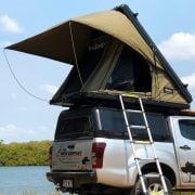 Alpha Series Clamshell Tent