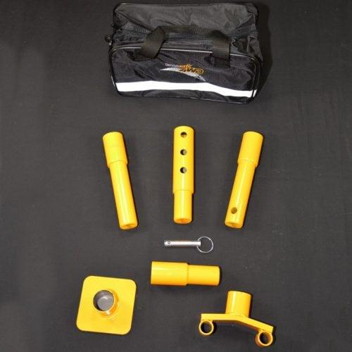 bottle jack extension kit