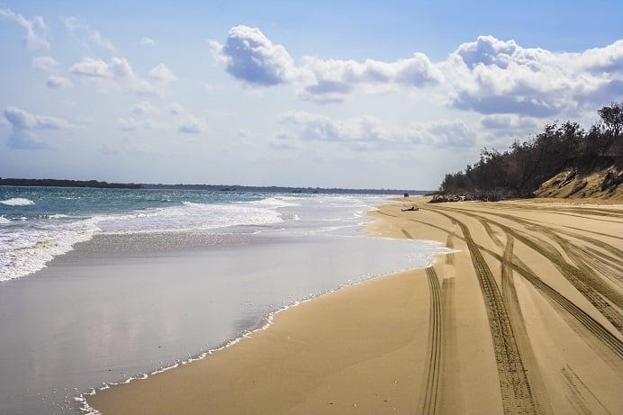 Australian beach Vic