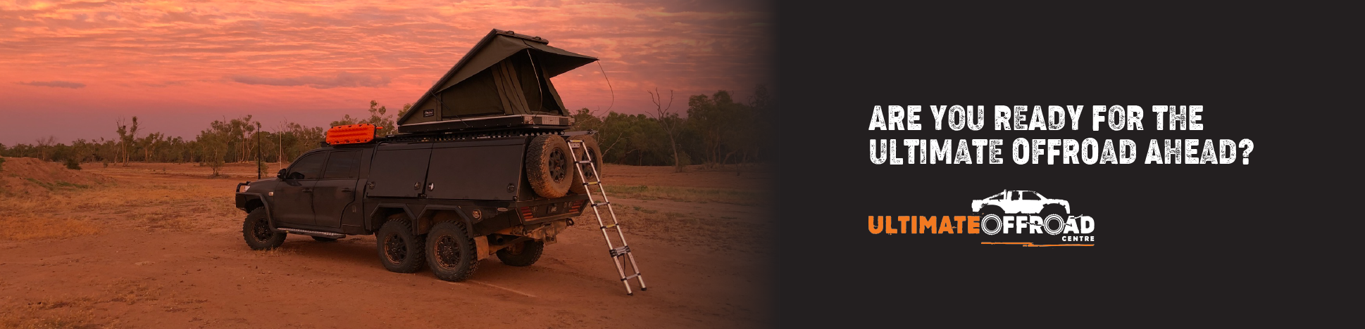 Ultimate Offroad banner